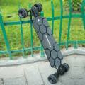 Double Kingping Truck elektrisches Skateboard