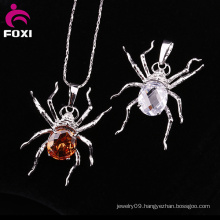 Hot Type Children′s Gender Gold Spider Pendent Jewelry