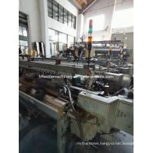 Rapier Loom Weaving Machinery Somet Sm93 Italy Yom 1983 360cm with 2232 Dobby Nice Price Sold Pakistan