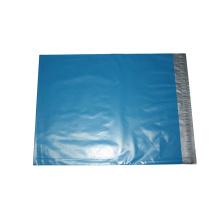 LDPE / HDPE prenda impermeable envoltura de plástico sobre