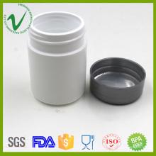 100ml HDPE косметический крем упаковка оптом пластиковый контейнер в Шэньчжэне