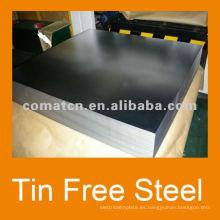JISG 3003 TFS hojalata acero libre para el uso del EOE