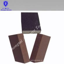Abgewinkelter Aluminiumoxid-Schaum-versandender Block mit hoher Dichte