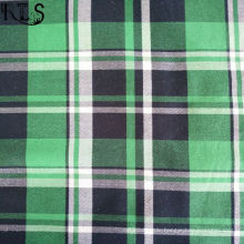 100% Cotton Poplin Yarn Dyed Fabric Rlsc40-37