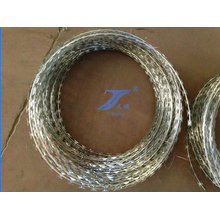 Single Twist/Double Twist Stainless Barbed Wire