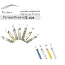 Aguja del tatuaje de ceja