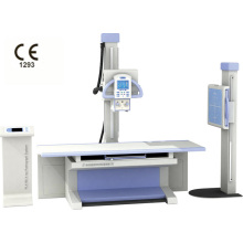 Hospital equipos 200mA sistema de radiografía de rayos x Xm160