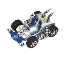 3D Go Kart Puzzle