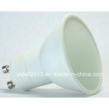 Céramique 2835 SMD 2700k GU10 Plafonnier LED Spot ampoule lampe