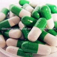 Стандарт GMP жаропонижающее анальгезирующее Метронидазол + ибупрофен капсулы