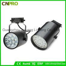 LED 5W / 7W / 9W / 12W / 18W luz de la pista