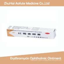 Erythromycin Ophthalmic Ointment for Eye Care