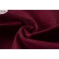 Tissu de style 100% polyester, aspect lin, pour canapé