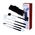 Set di strumenti per barbecue da golf professionale 6 pezzi