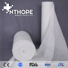 hospital consumables absorbent cotton wool gauze roll