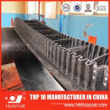 High Quality Good Price Skirt Sidewall Conveyor Belt