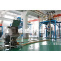 Dilute phase pneumatic conveying system