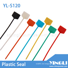Einweg-Kabelbinder mit Nylonetikett (YL-S120)