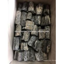 Haute qualité Vente chaude Laos Binchotan Hardwood Barbecue Charbon / Eucalyptus charbon blanc