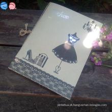Suporte de escritório Soft Cover School Alinhado Grid B5 Notebook (NP (B5) -M-0002)