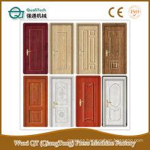 moulded door skin manufacturing machine/ MDF moulded door skin/melamine hdf door skin 4.2mm thickness