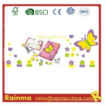EVA Notebook für Heimwerker Spielzeug