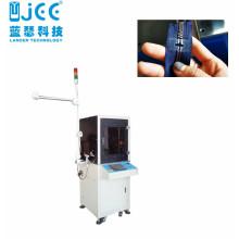 Vollautomatische Metall-Ultraschall-Stanzreißverschlussmaschine
