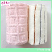 Wholesale Waffle Pattern 100% Cotton Face Towel