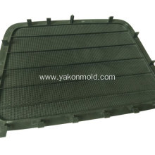 Speaker Fret plastic injection mold
