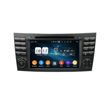 W211 Android 9.0 autoradio