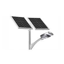 Iluminação exterior de Pólo da lâmpada de painel solar da rua da luz 30W 35W do sistema de iluminação das energias solares