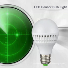 5W 7W LED Sensor-Birnen-Licht
