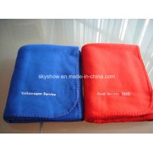 Customized 100% Polyester Polar Fleece Blanket (SSB0104)