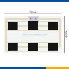 7.4v Carbon Fiber Heating film for Jacket