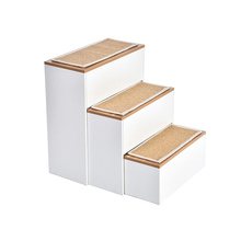High quality and durable foldable pet step stairs