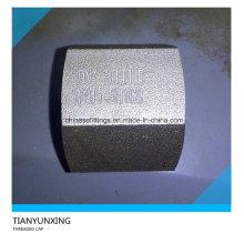 A105 3000lb Forged aço carbono NPT rosca Cap
