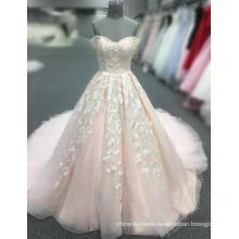 Charming Beads Crystals Bodice Party Elegant Vestido De Festa Prom Gowns Long Evening Dress