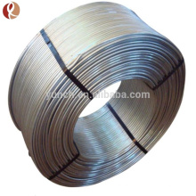 Gr5 titanium welding wire for jewelry industry with high quality