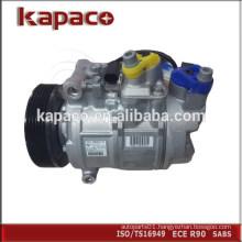 OE quality ac air compressor for bmw 64526911340