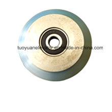 Rueda de zapata de guía Thyssen de 85 mm utilizada para elevador / elevador