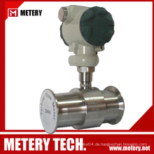 Sanitär-Helium-Durchflussmesser