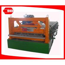 Machine de formage de rouleaux de feuilles de carreaux métalliques (YX23-750)