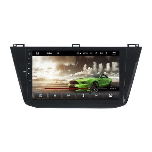 "VW Tiguan 10.1 ""HD Digital Touchscreen Auto DVD"