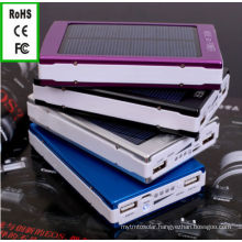 300000mAh Solar Charger Portable Power Bank Mobile Phone Charger