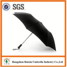 Günstigen Preisen!! Fabrik Versorgung neue Design Regenschirm mit krummen behandeln