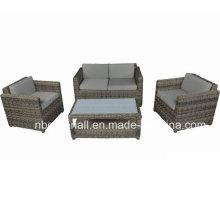 Rattan Sofa Außenmöbel (GN-9023S)