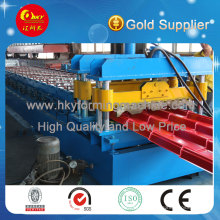 Roof and Wall Panel Cold Roll Forming Machines