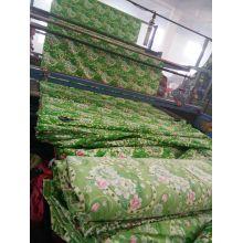 Cotton Bedsheet Printed Cotton Fabrics flower printing fabric