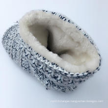 Knitted Comfortable Warm Indoor Boots