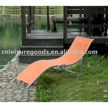 Garden outdoor metal lounge chair